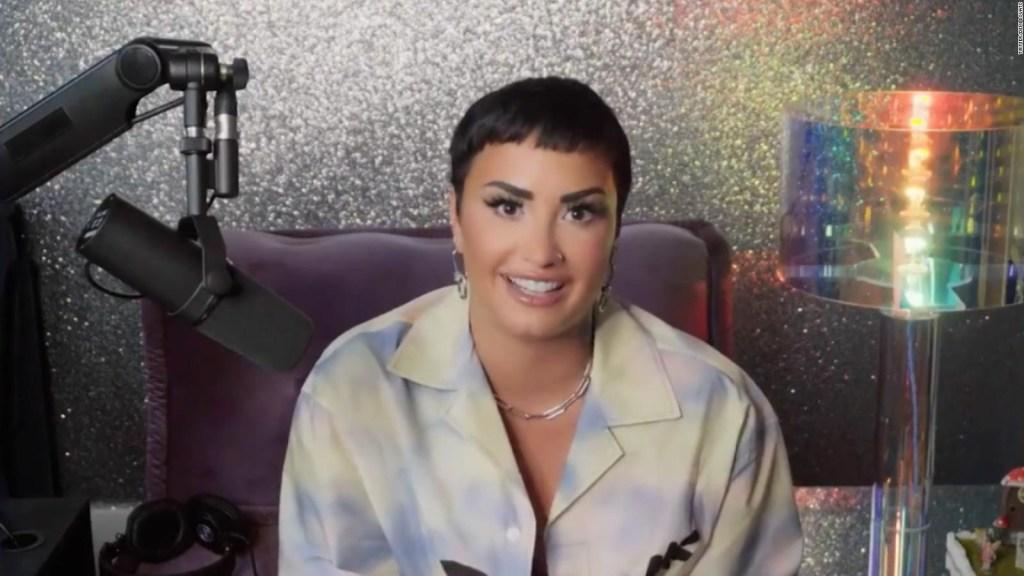 Demi Lovato comes out as a non-binary gender