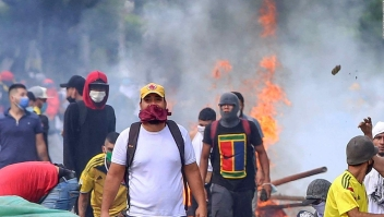 Colombia: ¿Qué piensan los empresarios de los bloqueos?