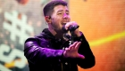 Nick Jonas se recupera tras accidente