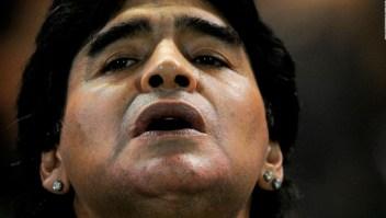 Maradona sabía cantar (y muy bien)