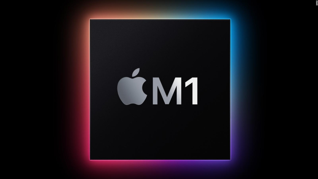 Apple: este es su nuevo y poderoso chip M1