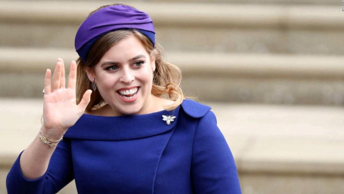 La princesa Beatriz espera a su primer bebé
