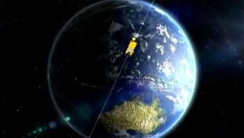 China lanza satélite de observación oceánica