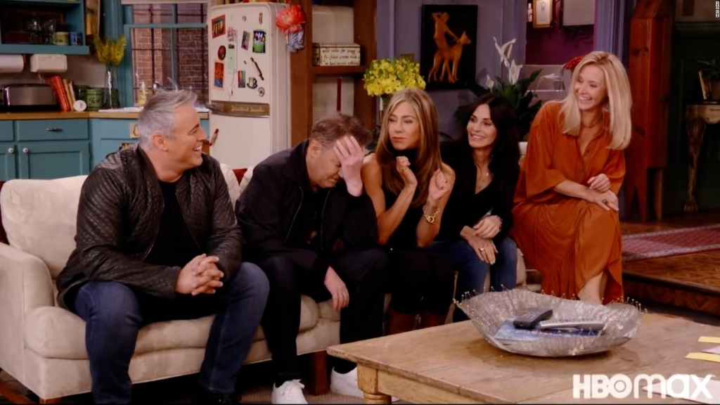 How the cast of Friends envision their characters today