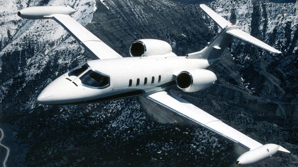 Bombardier se despide de Learjet