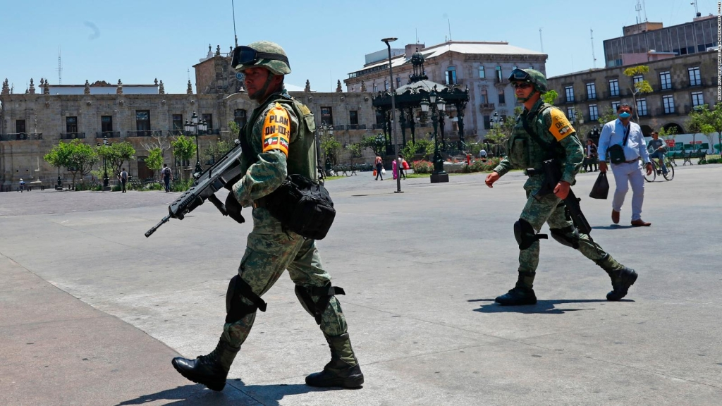 Mexico falls positions in peace index, says analyst
