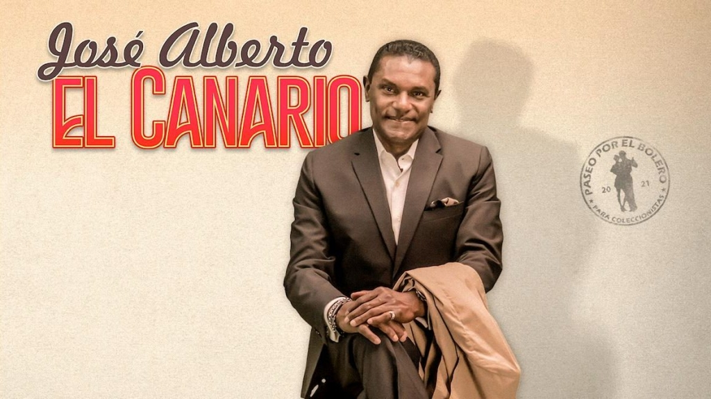 The cover of El Canario that made Camilo sing