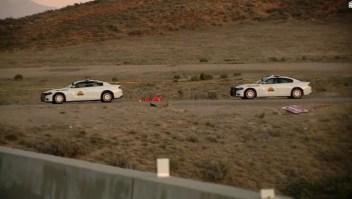 persecución policial Utah robo sheriff