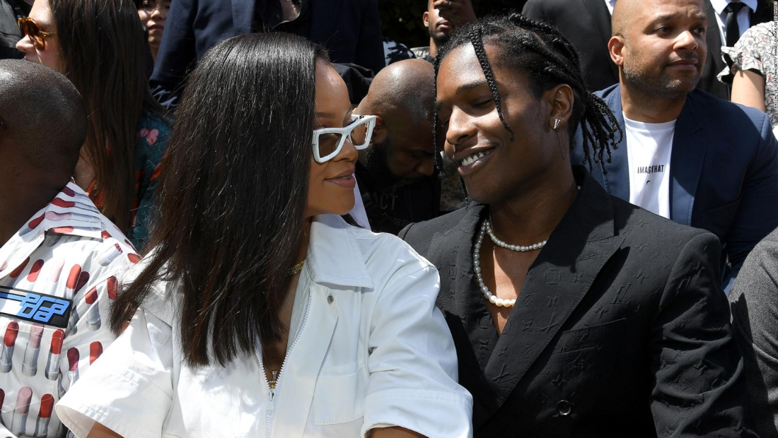 Rihanna y A$AP Rocky estarían saliendo