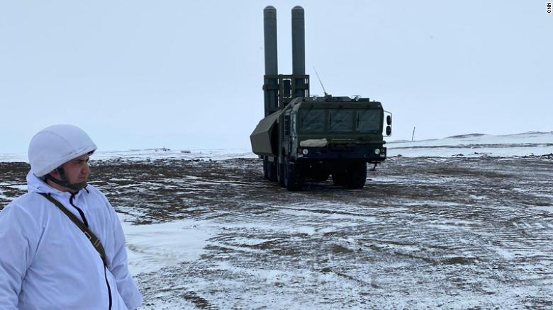 Rusia ártico