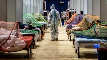 """Hongo negro"" deja 90 muertes en la India"
