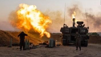 Martínez: Conflicto israelí-palestino era cuestión de tiempo