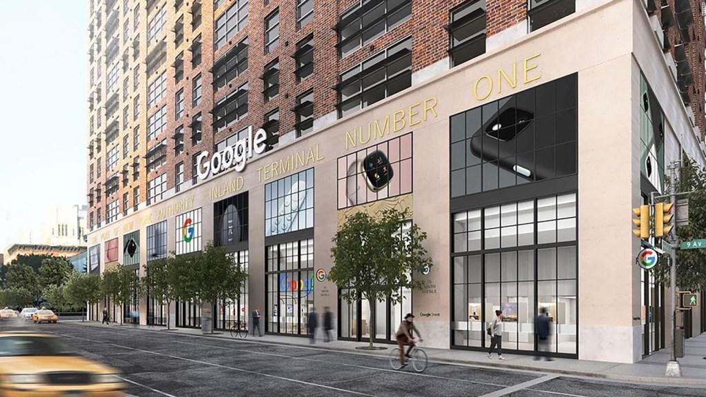 Google abrirá su primera tienda física en Nueva York