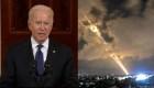 """Biden: Elogié a Netanyahu por """"cese al fuego"""" Israel-Hamas"""