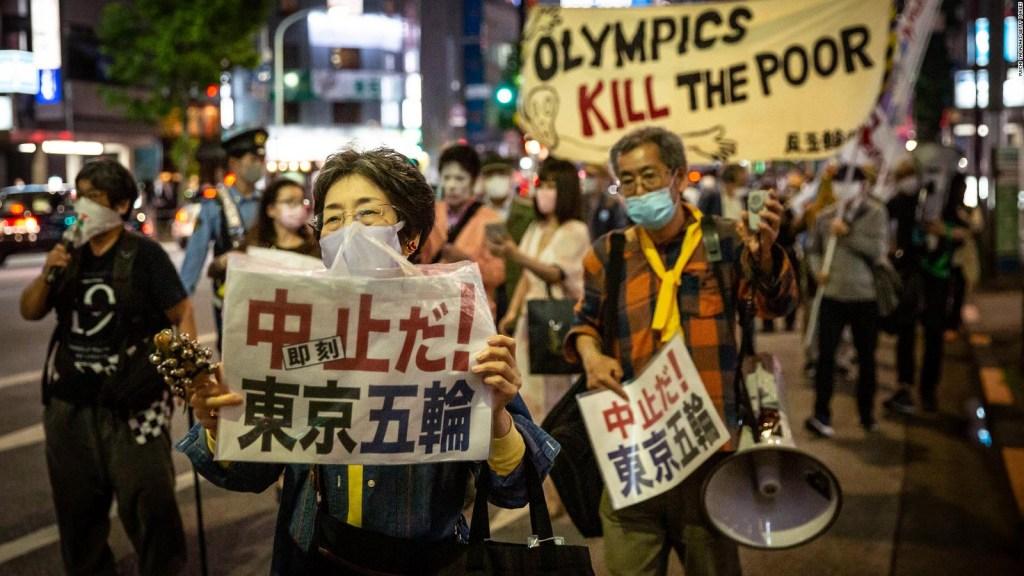 Crece la presión sobre Japón para suspender los JJ.OO.