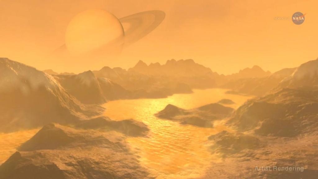 C'è vita sulla luna di Saturno?  In questo video te lo diciamo