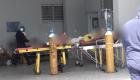 Alta ocupación de camas UCI en Santo Domingo