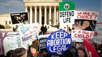 ¿Estaría en peligro el derecho al aborto en EE.UU.?