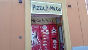 Conoce la nueva máquina que hace pizzas en 3 minutos