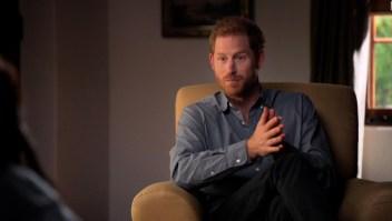 Príncipe Harry revela que consumió drogas y alcohol