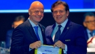 Opinión del presidente de FIFA sobre la Copa América