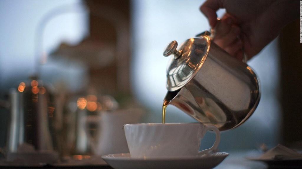 Los beneficios de beber té