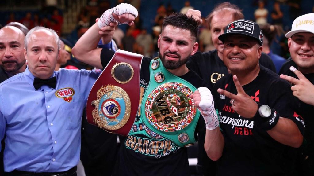 José Ramírez, le Mexicain qui cherche à franchir une étape importante dans la boxe