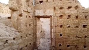 Descubren un antiguo baño romano en playa de España
