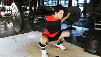 Super Víctor, un atleta que venció la adversidad