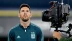 Messi, ilusionado por jugar la Copa América