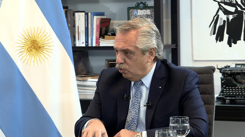Fernández: What happened in Venezuela must be judged