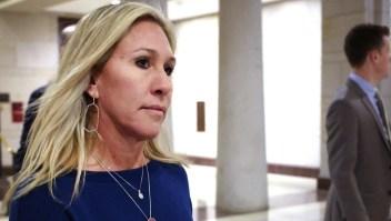 Congresista compara el Holocausto con uso de cubrebocas