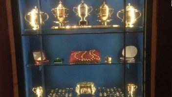 Roban objetos valiosos del castillo de Arundel