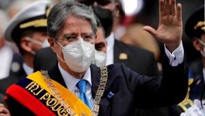 Guillermo Lasso asume como presidente de Ecuador