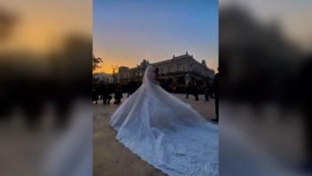 "Así fue la boda de Saúl ""Canelo"" Álvarez"