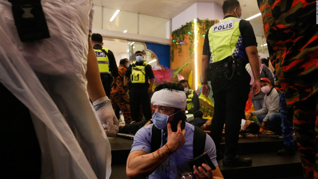 Choque entre 2 trenes en Malasia deja más de 200 heridos
