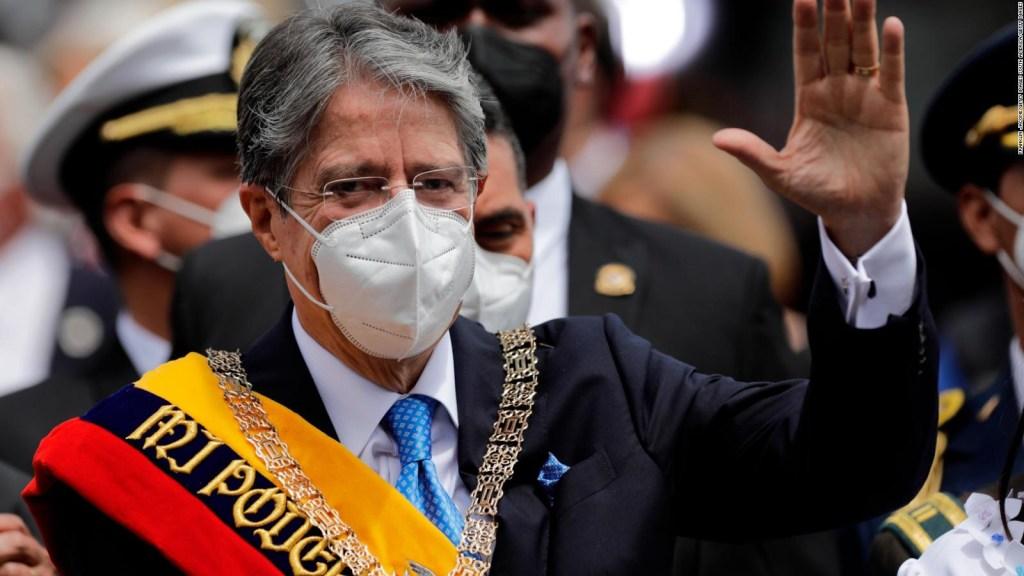 ¿Podrá el presidente Lasso con las múltiples crisis?