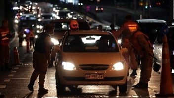 Refuerzan controles vehiculares en Buenos Aires