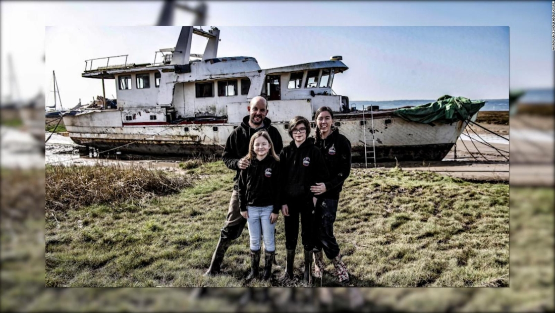 Rescatan barco de la Segunda Guerra Mundial
