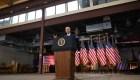 Montenegro analiza el plan de infraestructura de Biden en EE.UU.