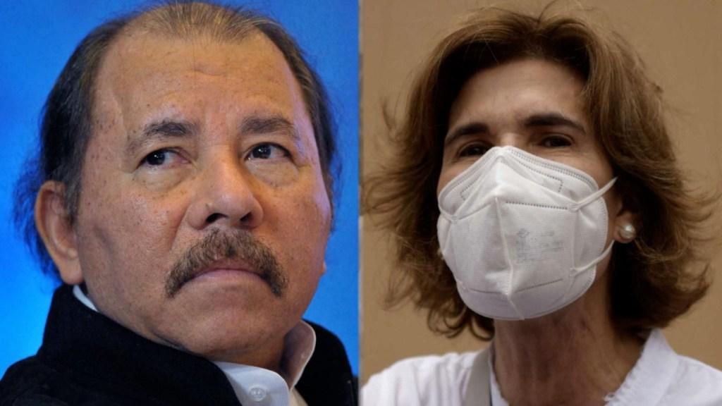"""Chamorro: """"El que tiene terror es Ortega"""""""