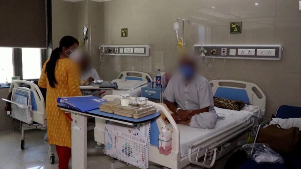 """5 cosas: aumentan casos del """"hongo negro"""" en India"""