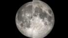 Mira la diferencia entre la luna llena y la superluna