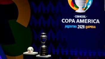 Argentina sería sede única de la Copa América 2021
