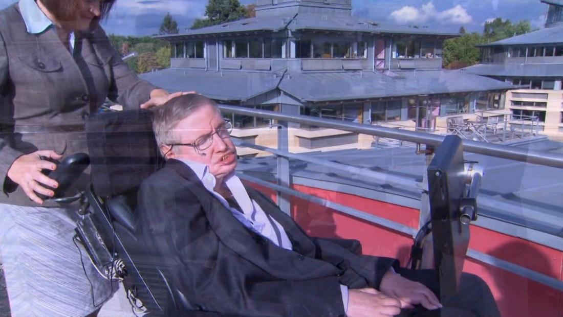 El archivo de Hawking se queda en el Reino Unido