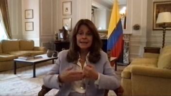Marta Lucía Ramírez: Es legítimo que la gente proteste