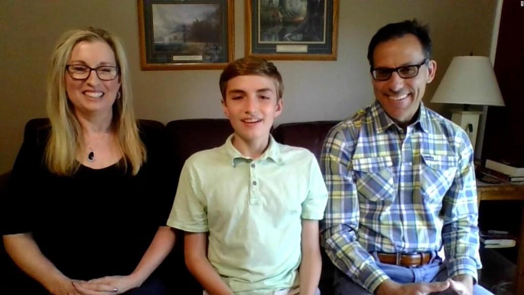Ganó una beca universitaria por vacunarse en Ohio