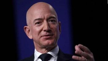 Jeff Bezos anuncia que dejará el cargo de CEO de Amazon