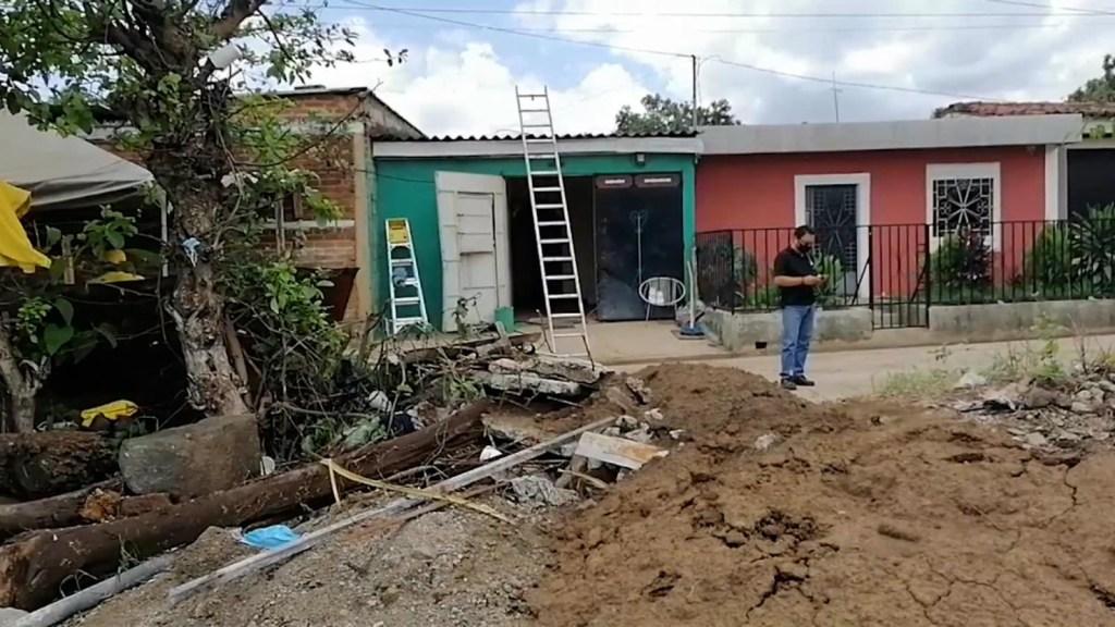 Hallan 18 cuerpos en casa de expolicía en El Salvador