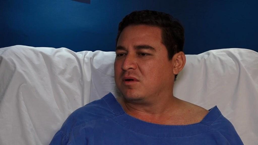 Nous sommes sortis vivants pour raconter l'histoire, candidat attaqué à Acapulco